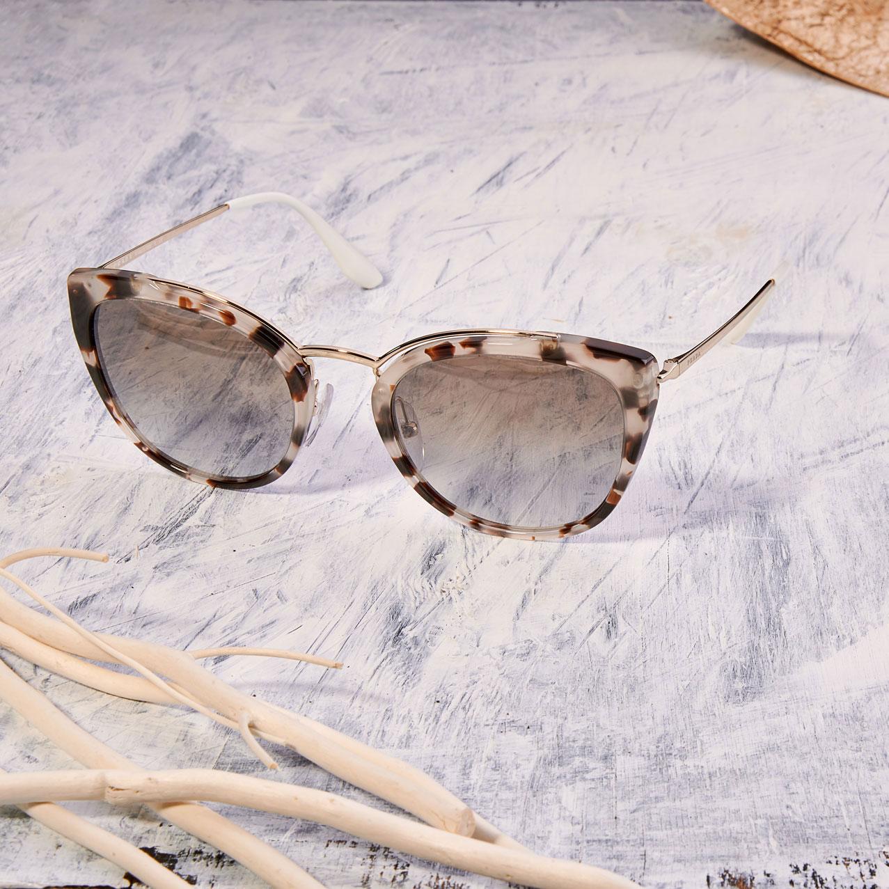 occhiali sole prada donna moda ottica micaglio
