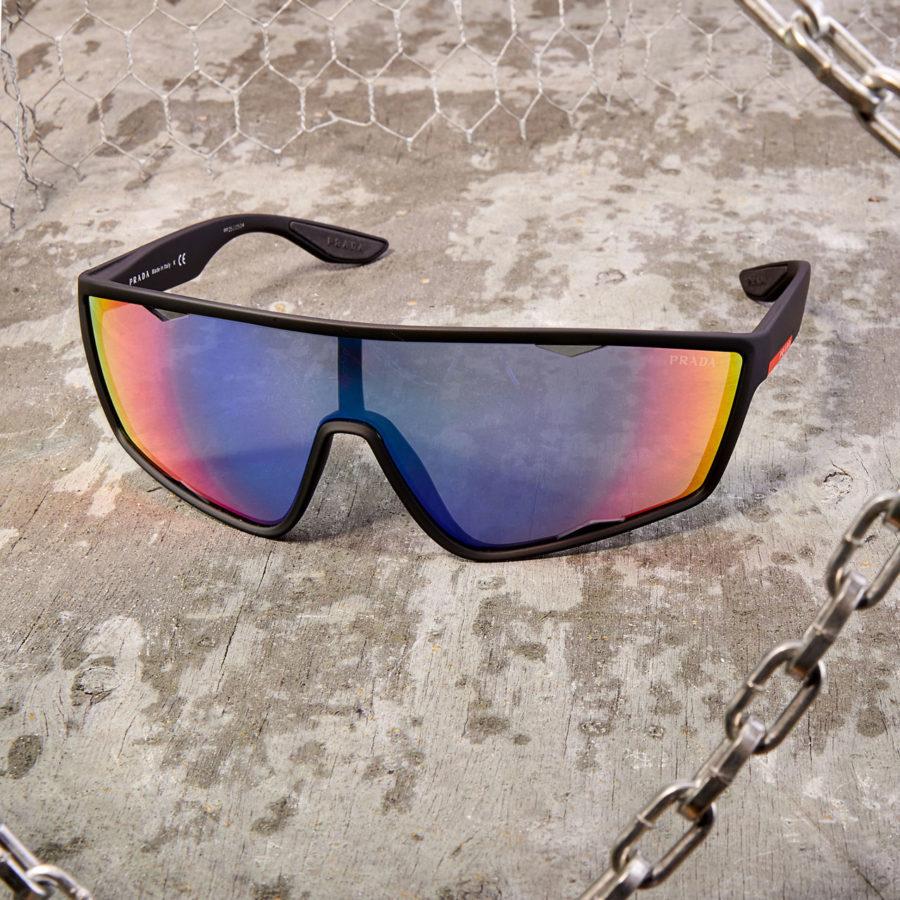 occhiali sole prada moda ottica micaglio