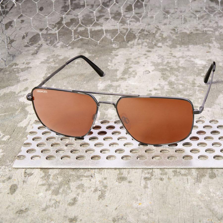 occhiali sole serengeti uomo moda ottica micaglio