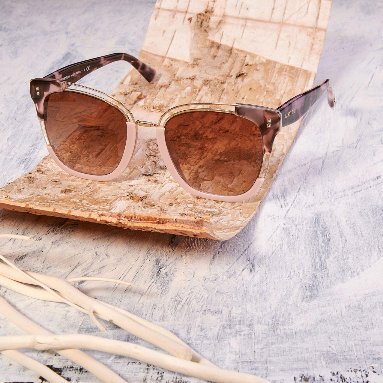 occhiali sole valentino donna moda ottica micaglio