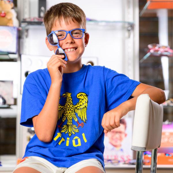 occhiali sole vista bambino Ottica Micaglio