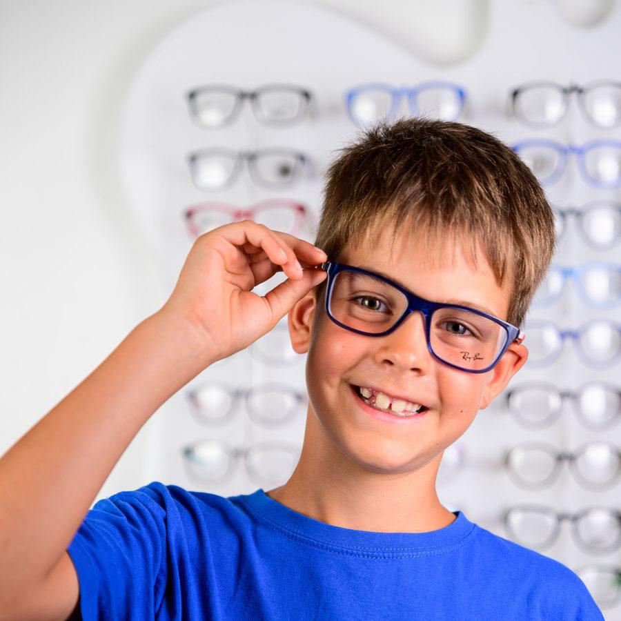 occhiali vista bambino Ottica Micaglio