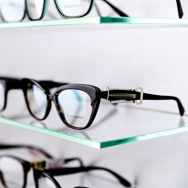 occhiali vista donna Tiffany&Co moda Ottica Micaglio